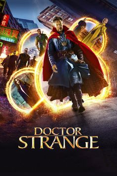 It is actually quite some time since I watched Doctor Strange but somehow the movie must have slipped between the cracks since I appear to have forgotten to review it. So I am about to remedy that …