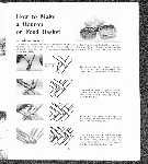 Thumbnail: [No. 59 (June page Flax Weaving, Basket Weaving, June, Journal, Paper, How To Make, Crafty, Summer, Diy