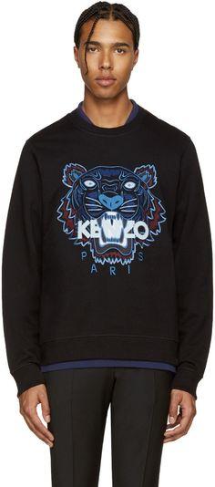 Kenzo Mesh Tiger Sweatshirt Quality & Size Review #Kenzo