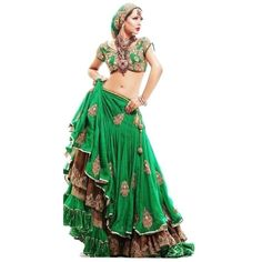 green with envy divinely green Indian sari skirt blouse layered with gypsy styling green velvet skirt as base (we used to hv a green velvet long Spanish flounced skirt in our dress up box, it was the best! Gypsy Style, Boho Gypsy, Gypsy Chic, Hippie Bohemian, Des Femmes D Gitanes, Indian Dresses, Indian Outfits, Indian Fashion, Boho Fashion