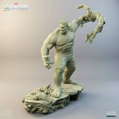 A Brazilian company called Iron Studio has unveiled, what is shaping up to be, an masterful looking Avengers Movie Diorama. The 1/6 Scale statues will be sold individually and can be pieced together to form one massive display piece. The Hulk Diorama will be released first, then the Iron Man Mark VII, Captain America and Thor, all scheduled for a release in the second half of 2014. No pricing was revealed. Read on to check out a bunch of work in progress images. The final product will be...