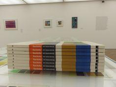 """Hoje lançamento do catálogo da exposição """"Sacilotto - em ressonância"""" a partir das 19h!"""