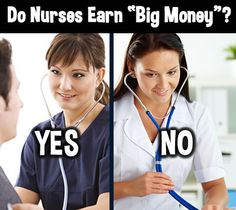 Article: Do Nurses Earn Big Money? You Decide.