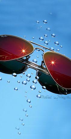 #RayBan Aviators #Sunglasses