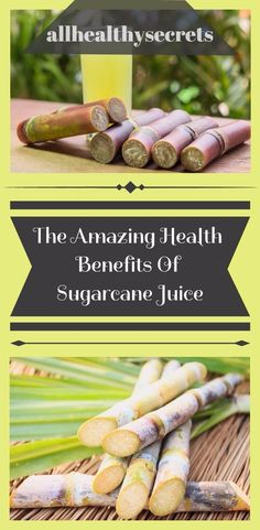 Both delicious and healthy sugarcane juice packs a number of health benefits that you wouldnt want to miss out.