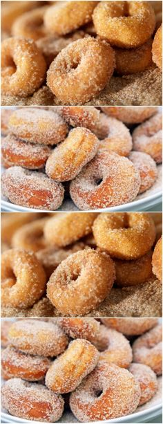 Food Cakes, Baked Donuts, Doughnuts, Churros, Sweet Recipes, Cake Recipes, Portuguese Recipes, Cupcakes, Beignets