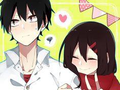 Shintaro and Ayano