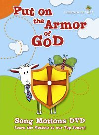 ARMOR OF GOD (Put on the Armor of God) Words and Music by Brian M. Howard