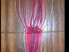 Clear Tutorial for a Center Piece for necklace, bracelet or belt