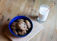 How to bake salted chocolate, hazelnut and rye cookies   Spectator Life