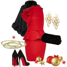 """the hottest party wear"" by finksjewelers on Polyvore"