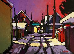 Mike Svob - Winter's Rhythm