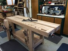 Another Roubo Workbench