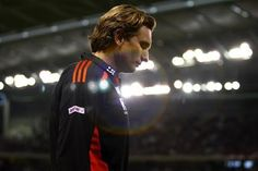 Our leader and inspiration. J Hird.