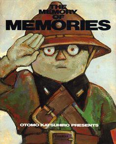 M.A.D HOUSE WEB MAGAZINE: MEMORIES Katsuhiro Otomo