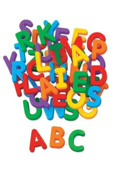 uppercase magnetic letters lakeshore learning materials httpwwwamazoncom