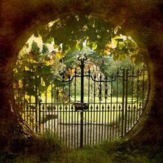 Gates beautiful!