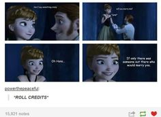 BWAHAHA! I was expecting her to say no but ok, ugh HANS, THAT NO GOOD ROTTEN RED HEADED PEASANT!!!!!