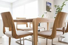 dining table and chairs from Situs