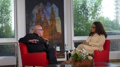 Oprah and Paulo Coelho Super Soul Sunday, 25th Anniversary, Oprah, Bestselling Author, Bean Bag Chair, Celebrities, Paulo Coelho, Celebs, Beanbag Chair