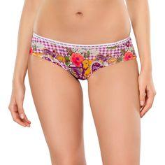 Uncover by Schiesser Damen Slip bikini hipster, Gr. 42 (Herstellergröße: XL)…