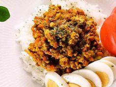 食欲全開!野菜たっぷり簡単ドライカレーの画像