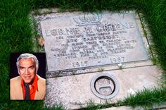 Lorne Greene of Bonanza fame