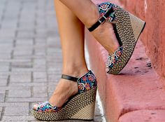 "2ecd36ef5f55 Circus by Sam Edelman ""Sutton"" Wedge Sandals Next Shoes"