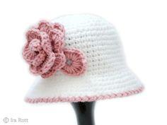 crochet hat, kid style, wear hat