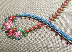 Stitches & Colors & Letters – Oh My! Your Thoughts? – Needle'nThread.com