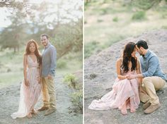 Wear what suits your personality - 10 Tips for Engagement Photo Outfits - EverAfterGuide