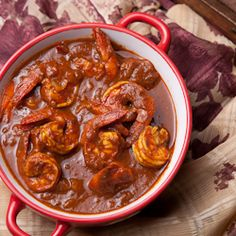 Easy prawn balti recipe