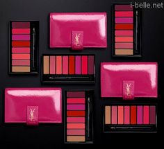 New: YSL Extremely YSL for Lips Palette