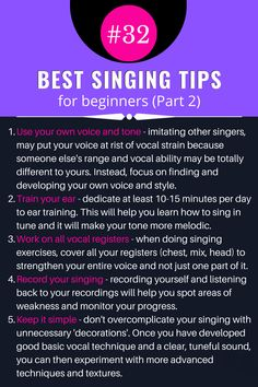 Vocal Lessons, Singing Lessons, Singing Tips, Piano Lessons, Music Lessons, Music Math, Music Sing, Songs To Sing, Writing Lyrics