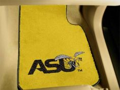 Alabama State Hornets 27 x 18 Auto Floor Mat (Set of 2 Car Mats): FANMATS is a leading manufacturer of… #Sport #Football #Rugby #IceHockey
