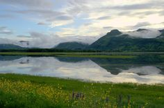 Kalsin Bay, Kodiak, AK Photo By: Amber Frisk #kodiak #alaska