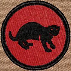 Retro Mongoos Patrol Patch