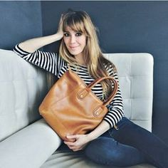 Longchamp, Interview, Van, Tote Bag, Beautiful, Fashion, Moda, Fashion Styles, Carry Bag
