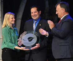 CGC, EMA & Amy Smart Honor the City of Claremont for Sustainable Activities