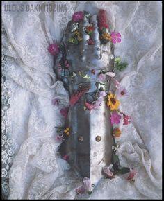 Photo-based artist Uldus Bakhtiozina creates unique vision of Russian fairy tales.Go to Uldus.com.