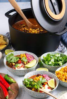 Food Crush, Veggie Recipes, Veggie Food, Dinner Is Served, Vegan Vegetarian, Veggies, Food And Drink, Diabetes, Cooking
