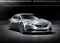 Peugeot Exalt: un concept à couper le souffle