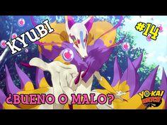 Yo-kai Watch #14 | Kyubi el malvado