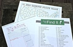 Road trip free printables--journal pages and other tween prints journal pages need scaled down to fit