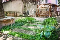 zahradna hojdacka