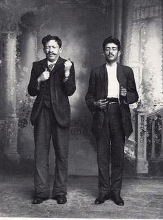 Fotografía post-mortem, Romualdo García. S.XIX.