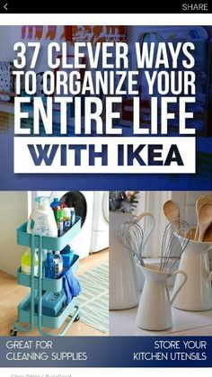 http://www.buzzfeed.com/peggy/ways-to-organize-your-entire-life-with-ikea