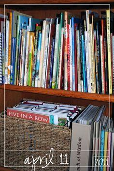 Books and FIAR organization