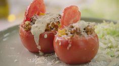 Gevulde tomaten van Sandra Bekkari | VTM Koken