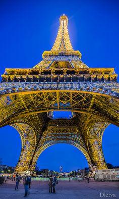 Torre Eiffel (París) | Flickr: Intercambio de fotos